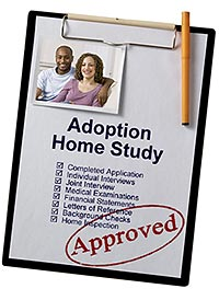 Download a free report on the adoption home study to adopt a baby or child
